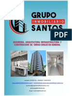 Brochure Grupo Inmobiliario Santos Sac