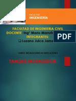 Tanque Biodigestor