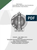 kaldik 2018-2019