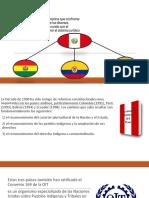 Comunidades Nativas y Campesinas en El Per