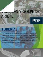 Tuberías y Golpe de Ariete3