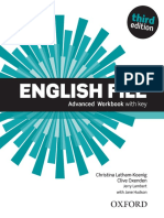 English File 3d Advanced WB