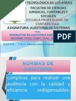 Auditoria de Sistema Normativida-exp