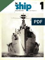 Warship Profiles No. 01 - HMS Dreadnought.pdf