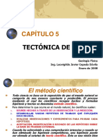 CAPÍTULO 5 Tectónica de Placas