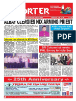 Bikol Reporter June 24 - 30, 2018 Issue