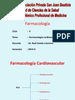 CLASE 15 Cardiovascular