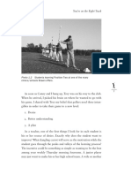 Two Steps to a Perfect Golf Swing 25