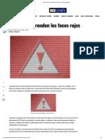 Fallos en SPEI_ Prenden Los Focos Rojos - El Diario Neoleonés