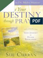 Define Your Destiny Through Prayer