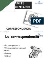 3. La Correspondencia