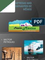 Las Empresas Mas Contaminantes de México