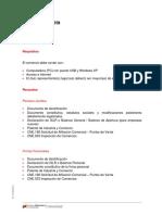 Requisitos Recaudos Biopago v3