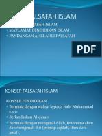 3.0 Aliran Falsafah