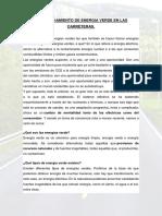 Aprovechamiento de Energia Verde en Las Carreteras - Copia