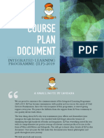 Ilp 2019 Full Plan