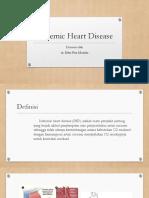 Ischemic Heart Disease Ppt
