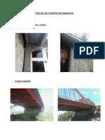 Apoyos en Los Puentes