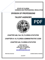 Printable Talent Lawbook