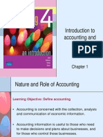 Week 1b - Accouting & Finance I- Introduction