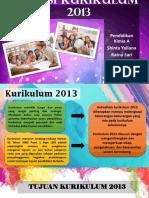 Revisi Kurikulum 2013