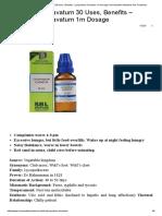 Lycopodium Clavatum 30 Uses, Benefits - Lycopodium Clavatum 1m Dosage