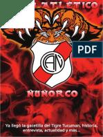 Gacetilla Club Atlético Nuñorco