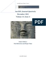 The Asian EFL Journal Professional Teaching Articles December 2011