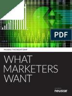 The DMP analysis
