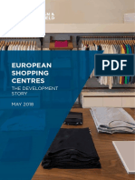 European Shopping Center Development Report