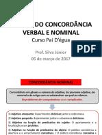 Concordância Nominal Mapa Mental Pai Dégua