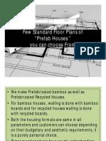 Prefab Bamboo House Floor Plans