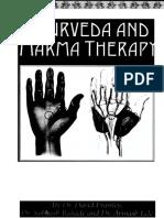 Ayurveda and Marma Therapy