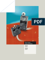 Limit Switches E600 Series