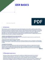 Basics of Afp Optimizer
