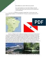 A small guide to enjoy Belém do Pará (Brazil)