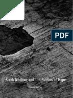 Warren Black Nihilism the Politics of Hope READ