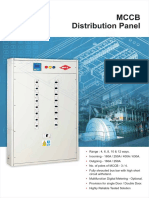 Mccb Distribution Panel Catalogue