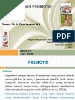 Presentasi Prebiotik Dan Probiotik