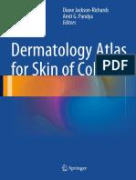 Dermatology Atlas for Skin Color