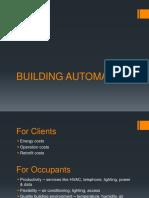 Building Automation Basics