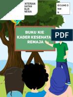 Buku KIE Kader Kesehatan Remaja