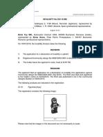 Lego v. Brick Toy - EUIPO Invalidity Decision (RCD 002672253-0001)