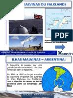 3ª Aula - Guerra Das Malvinas