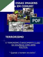 11ª Aula - Terrorismo