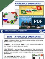 12ª Aula - Brics