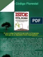 10ª Aula - Novo Código Florestal.ppt