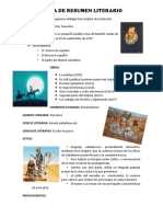 Ficha de Resumen Literario