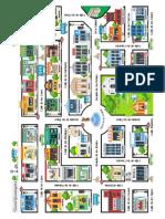 Mapa Ciudad Animal