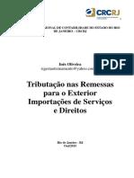 TRIBUTAÇÃO NAS REMESSAS PARA O EXTERIOR.pdf